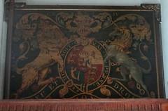 Chiseldon, Wiltshire (Sheepdog Rex) Tags: holycrosschurch chiseldon royalarms