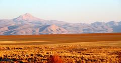 Crimson Maharloo (Mahmoud R Maheri) Tags: winter sunset mountain lake water landscape iran shiraz drylake drybed maharloo maharloolake