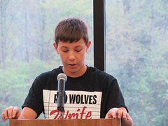 IMG_3752 (mosaic36) Tags: red college early slam poetry write wolves 2016 ecpa