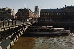 Paris (Marcosnr92) Tags: old city bridge sky paris architecture photography gold europe photographer place horizon beatiful iphone vsco vscocam iphone6s shotoniphone6s