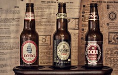 Drink of Choice (Paul B0udreau) Tags: longexposure stilllife ontario canada beer nikon bottles niagara guinness layer odouls nikkor50mm18 molsonexport laundryinstructions d5100 paulboudreauphotography nikond5100 photoshopcc