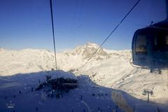 Going up Plattieres 3 (A. Wee) Tags: france alps skiresort gondola meribel  troisvalles les3valles plattieres