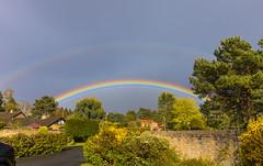 Rainbow (nicklucas2) Tags: colour rain weather rainbow spectrum