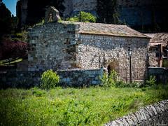 Cuntas primaveras... (Luicabe) Tags: naturaleza arquitectura exterior ngc edificio medieval luis zamora cabello airelibre romnico santiagodeloscaballeros igleisa yarat1 enazamorado luicabe