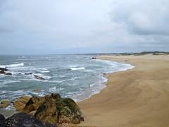 View (Mafalda2001) Tags: architecture seaside churches beaches miramar gaiadunes