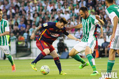 Betis - Barcelona 051 (VAVEL Espaa (www.vavel.com)) Tags: fotos bara rbb fcb betis 2016 fotogaleria vavel futbolclubbarcelona primeradivision realbetisbalompie ligabbva betisvavel barcelonavavel fotosvavel juanignaciolechuga