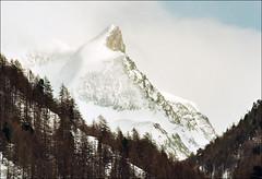 White Matterhorn (Katarina 2353) Tags: winter mist mountain alps film fog landscape switzerland nikon europe swiss zermatt matterhorn katarinastefanovic katarina2353