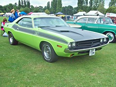 337 Dodge Challenger (T-A Replica) (1971) (robertknight16) Tags: usa cameron dodge billing 1970s challenger transam ponycar aquadrome dby721m weston2014