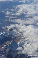 Les Alpes (Emma_Prosdocimi) Tags: alpes airbus italie avion montagnes