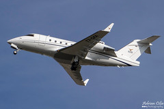 Private --- Canadair CL-600 Challenger 601 --- T7-GFA (Drinu C) Tags: plane private aircraft aviation sony dsc challenger mla bombardier canadair 601 cl600 lmml hx100v adrianciliaphotography t7gfa