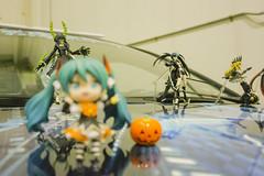 Halloween Miku 004 (kyontheotakugamer) Tags: anime honda manga subaru civic impreza wrx acura lancer mitsubishi rsx crz fa1 fa5 tlx nepnep itasha vocaloid hatsunemiku blackrockshooter amnights