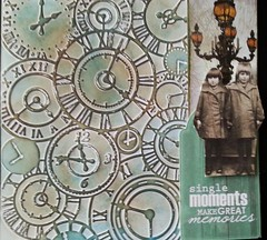 A l'preuve du temps? (tonkinoise2012) Tags: childhood collage friendship watches time handmade mixedmedia card memory chicas temps dcoupage infancia carta amistad memoria amiti carte tiempo embossing relojes enfance mmoire texte fillettes horloges timholtz distressink embossingfolder