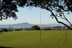 Rangitoto College grounds (top field)
