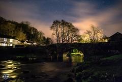 IMG_8032 (Big-Oki Photography) Tags: uk light england sky night canon stars landscape photography nt tripod devon national trust dartmoor manfrotto