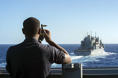 151126-N-SF984-019 (Photograph Curator) Tags: navy lsd rushmore pacificocean deployment amphib ussrushmore cpr3 phibron phibron3 esxarg