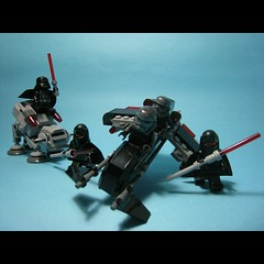 """I want those rebels alive!"" (jpberba) Tags: toy toys lego troopers darth clones empire stormtrooper vader minifigs darthvader legostarwars imperialguard starwarslego clonetrooper toyphotography senateguard afaa afaaninjimpo"