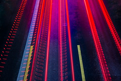 #gofastorgohome (#querfahrn) Tags: light sexy cars car night lights highway long exposure fast autobahn led a8 backlights querfahrn