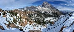 Mt. Stuart Panorama (keithc1234) Tags: mtstuart alpinelakeswildernessarea headlightbasin
