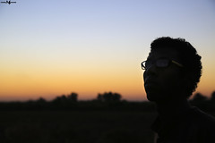 Silhouette by ahmed shaker (picstito) Tags: world pictures life light sunset shadow sky sun love colors silhouette canon photography lights photo flickr photographer photos outdoor tag egypt picture pic daily egyptian feeling capture ph aswan byme share egyptians