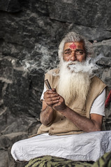 A Chillum, Some Smoke and Hopes of Attaining Bliss (Anoop Negi) Tags: road portrait india river photography photo hp smoke pipe tibet smoking valley ritual practice anoop tobacco hash baba himachal joint chillum sadhu ascetic hashish pradesh negi sangla hindustan ezee123 baspa asetic