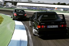 Mercedes Thursday 😎 190e evo II with C63 AMG. Which one to choose? What do you think? 😉  #mercedes #thursday #choose #w204 #c63amg #w201 #190e #evolution #track #circuit #black #star #drivelicious #drivingthepassion #german #engineering #a (drivelicious1) Tags: square squareformat ludwig iphoneography instagramapp uploaded:by=instagram