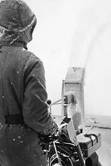 Winter Storm Jonas:  January 23 - 2016 (George - with over 2 mil views - THANKS) Tags: winter usa snow monochrome us blackwhite newjersey unitedstatesofamerica snowstorm january naturalworld mercercounty ewing winterscene acdseepro photogeorge nikond750 january2016 winterstormjonas