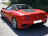 Ferrari 360 Spider Verdeck