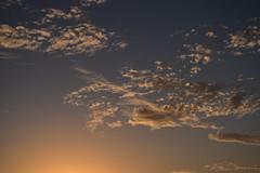 Golden Threads (Dreaming of the Sea) Tags: nikon d5500 sunset 18140mm clouds dusk twilight sky gold goldensunset 500v20f nikkor nikkor18140mm