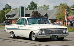 1961 Chevrolet Impala (SPV Automotive) Tags: white classic chevrolet car impala coupe 1961