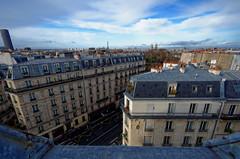 Sous les toits de Paris, HDR, 11 (Patrick.Raymond (2M views)) Tags: paris france architecture nikon hdr expressyourself