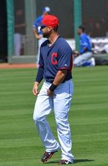Ryan Raburn crotch adjust (jkstrapme 2) Tags: cup jock baseball crotch adjustment adjust