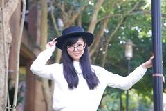 晴晴@ (玩家) Tags: portrait model glamour pretty outdoor taiwan teen taipei 台灣 台北 tamron min 人像 台大 外拍 2016 正妹 模特兒 a007 無後製 無修圖 陳郁晴 晴晴兒