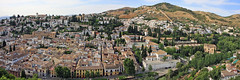 View of Granada (AWD Alessandro Vecchi) Tags: city panorama spain view andalucia espana alhambra granada andalusia spagna albaicn albayzn palaciosnazaries elalbaicn alessandrovecchi