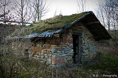Altes verlassenes Haus / Old abandoned House (R.O. - Fotografie) Tags: old house abandoned lost lumix place outdoor alt bad haus panasonic fz 1000 dmc verlassen driburg fz1000 dmcfz1000