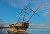 Shipwreck -4487 (RG Rutkay) Tags: abandoned sailboat replica shipwreck lakeontario hdr jordanharbour grandehermine