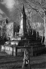 The Burdett-Coutts Memorial Sundial (IanAWood) Tags: urban stpancras walkingwithmynikon lbofcamden nikkorafs28mmf18g nikondf