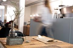 Lot (mcboelens) Tags: light food holland green coffee restaurant warm good interior den nederland lot atmosphere coffeeshop hague clean vibes haag lunchroom