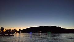 Fresh Crescent Moon Setting at Twilight (Ms. Jen) Tags: arizona moon water river twilight dusk coloradoriver newmoon parker crescentmoon lumia950 dayoldmoon lumiavoicestrial