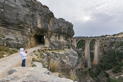 Varda Bridge, Adana (Nejdet Duzen) Tags: trip travel bridge nature turkey trkiye railway tunnel adana kpr varda turkei seyahat doa demiryolu