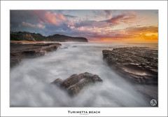 Turimetta Beach (John_Armytage) Tags: seascape clouds sunrise sony australia nsw northernbeaches sonyalpha leefilters turimetta turimettabeach sony1635 sonyaustralia johnarmytage sonya7r2