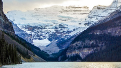 Lake Louise and Victoria Glacier (weber_sd) Tags: ca canada glacier alberta lakelouise banffnationalpark canadianrockies mountvictoria victoriaglacier 2015 improvementdistrictno9