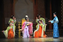 Empress Wu Zetian Stage Drama North American Tour in Vancouver BC on Feb 14, 2016 Valentine's Day    214 (RayVanEng) Tags: sanfrancisco newyork toronto canada vancouverbc orpheumtheatre wuzetian     stagedrama     liuxiaoqing    chineseticketbox