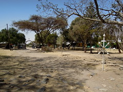 Surroundings of Adadi Mariam