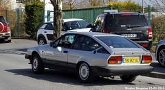 Alfa Romeo GTV 6 (XBXG) Tags: auto old italy 6 france classic car vintage italian automobile italia ar champagne voiture des alfa romeo gtv salon 51 frankrijk alfaromeo reims coupe italie coup belles itali ancienne marne ardenne gtv6 italienne dpoque 29me champenoises 180bcy92