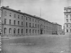 Academical Institute, Belfast, Co. Antrim (National Library of Ireland on The Commons) Tags: square lawn belfast ulster grammarschool glassnegative inst royalbelfastacademicalinstitution robertfrench williamlawrence nationallibraryofireland mdcccx academicalinstitution lawrencecollection lawrencephotographicstudio thelawrencephotographcollection quaerereverum belfastacademicalinstitution toseekthetruth