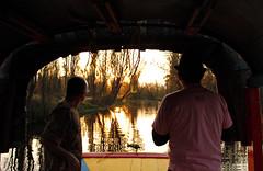 Xochimilco en trajinera (Dany Ali Ochoa Sanchez) Tags: vacation lima per xochimilco trajinera danyochoa