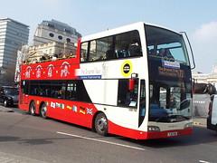 YJ11TVW (47604) Tags: bus square sightseeing trafalgar sq rapy yj11tvw vxe735