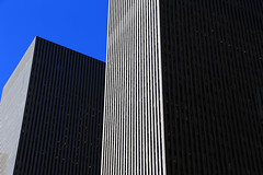Urban Jungle (ISO 69) Tags: city newyorkcity travel urban usa newyork abstract building skyline architecture buildings manhattan citylife jungle elements highrise minimalism simple urbanjungle hochhaus grossstadt