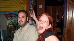 20140718 - hanging out - Carolyn, Mike - rabbit ears - IMG_0706 (Rev. Xanatos Satanicos Bombasticos (ClintJCL)) Tags: alexandria carolyn virginia upstairs bunnyears hangingout 2014 mikethomas clintandcarolynshouse bunnyear 201407 20140718 hangingout20140718