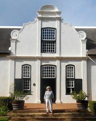 Boschendal Gable (RobW_) Tags: africa house march south saturday western cape manor gable ritsa boschendal 2016 drakenstein 05mar2016